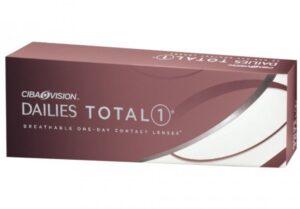 soczewki jednodniowe Alcon Dailies Total 1