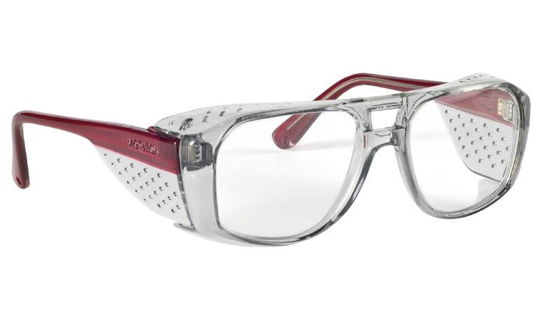 Okulary ochronne bhp korekcyjne Honeywell Horizon ventilated