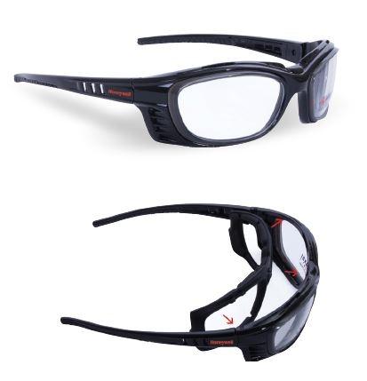 okulary ochronne bhp korekcyjne honeywell SW09R
