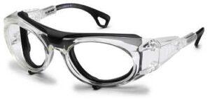 Okulary BHP Uvex 5505 z uszczelką