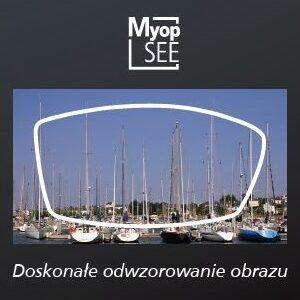 szkła korekcyjne Nikon Myopsee
